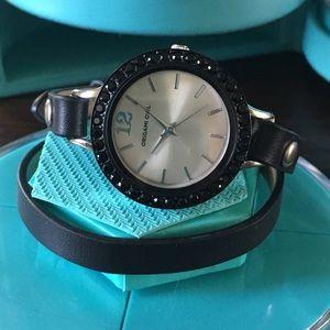 Origami Owl Black Watch